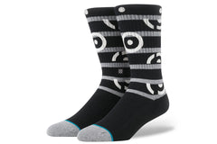 STANCE-Tactics Crew (Black/White)