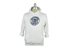 Vintage Southern Lines Pacific Hoodie (White)