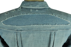 LEVI'S VINTAGE CLOTHING (LVC)-1880's Triple Pleat Blouse (Goose Egg)