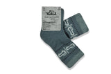 WOOLRICH HOME-Double Layer Aloe Sock (Pale Indigo Sheep)