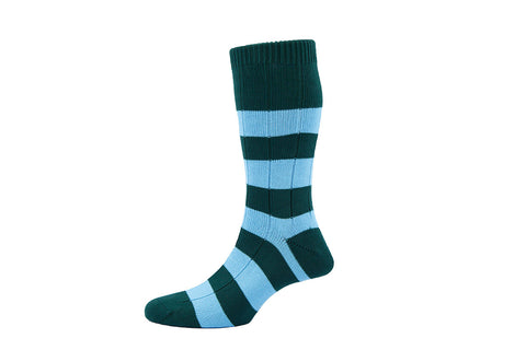 SCOTT NICHOL SOCKS-The Ely (Conifer)