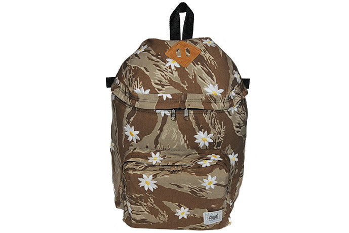 MARK McNAIRY NEW AMSTERDAM-Backpack (Daisy Tiger Camo)