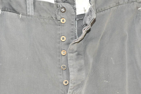Vintage WWII 5 Pocket Chino (Grey)