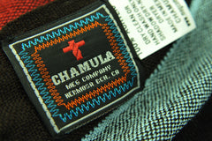 CHAMULA-Knit Muffler (Black Multi)