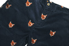 JACHS-Fox Bermuda Shorts (Navy)
