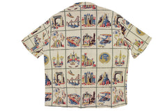 LEVI'S VINTAGE CLOTHING (LVC)-1930's Gayway Souvenir Shirt