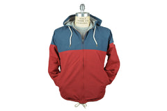 HANG TEN GOLD-Nata Windbreaker (Navy/Red)
