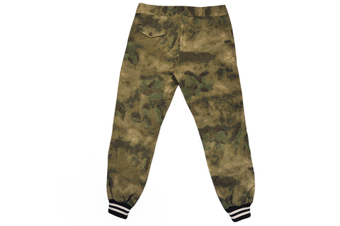 MARK McNAIRY NEW AMSTERDAM-Higgins Pant (Camo)