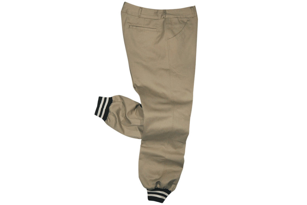 MARK McNAIRY NEW AMSTERDAM-Higgins Pant (Khaki)