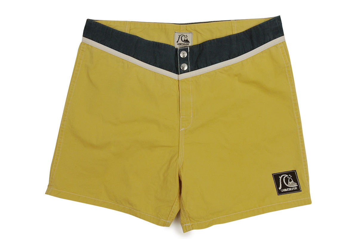 "QUICKSILVER ORIGINALS-15"" Yoke Board Shorts (Misted Yellow)"