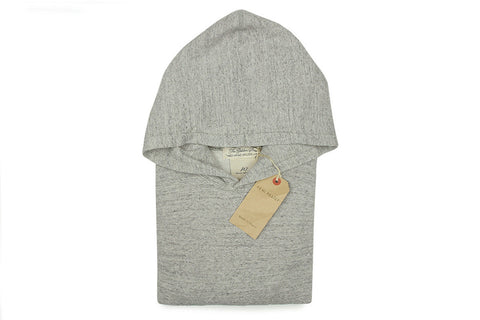 REMI RELIEF-Nep Fleece Hoodie (Grey Heather)