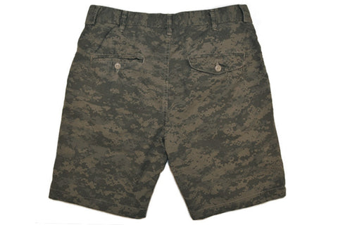 SAVE KHAKI-Field Shorts (Camouflage)