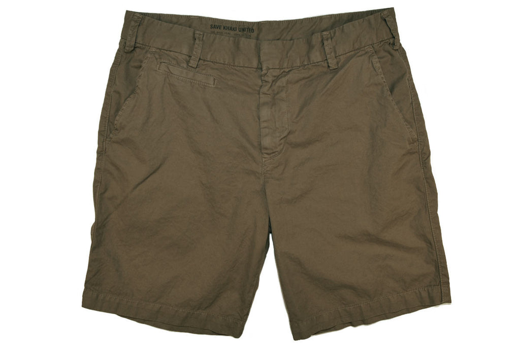 SAVE KHAKI-Bermuda Shorts (Dust)