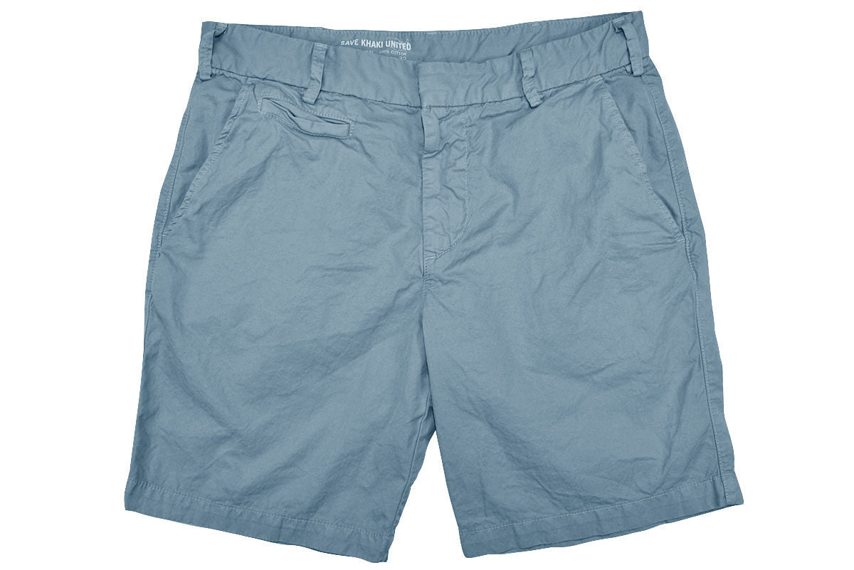 SAVE KHAKI-Bermuda Shorts (Tropical Blue)