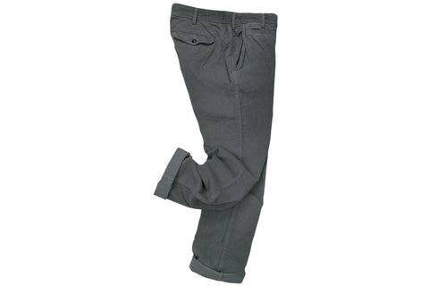 SAVE KHAKI-Slim Cord Trouser (Metal)