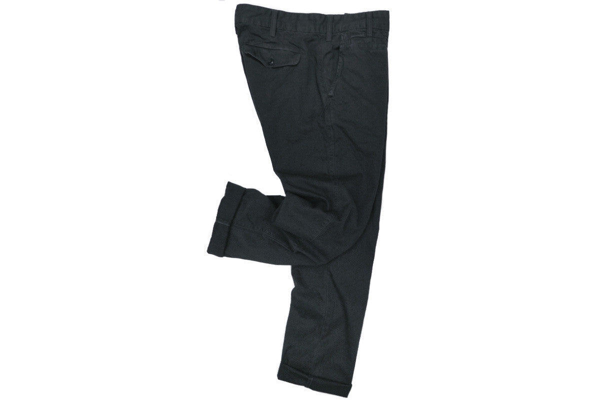 SAVE KHAKI-Slim Trouser (Slate)