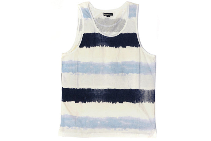 BURKMAN BROS-Brush Stroke Tank Top