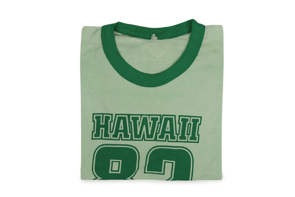 Vintage Hawaii Tee (Mint Green)