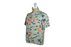 Vintage Kennington Hawaiian Print Shirt (Multi Color)