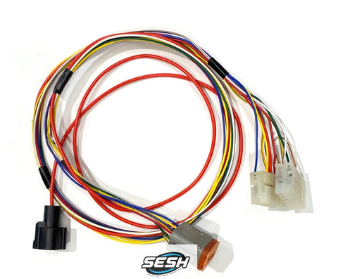 Sesh CE2 Fuse box Plug & Play adapter harness