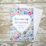 Mummy To Be Greeting Card - New Mum Card