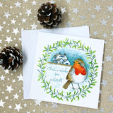 Whitstable Christmas Cards pack of 5