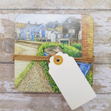 Whitstable Oyster Co Coaster - Cup Mat