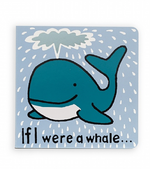"Jellycat ""If I Were A Whale"" Book"