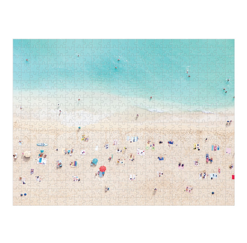 Gray Malin The Hawaii Beach Double Sided Puzzle