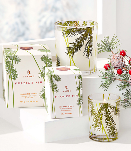 Thymes Frasier Fir Votive