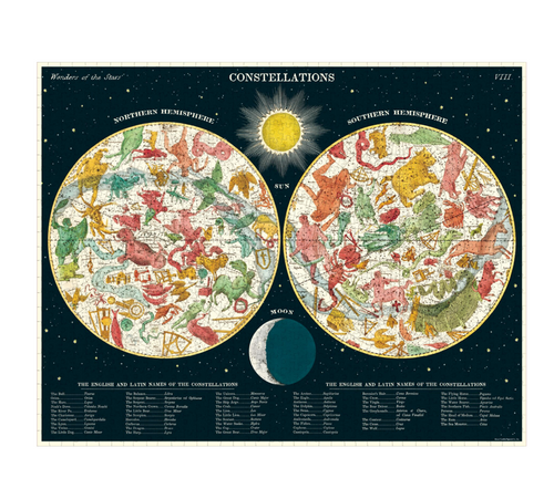 Cavallini & Co. Constellations Puzzle