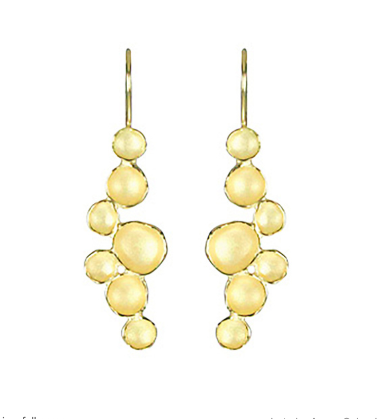 Milkyway Pod Vermeil Earrings