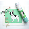 Paint By Numbers Frenchie French