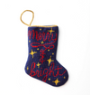 Merry & Bright Bauble Stocking