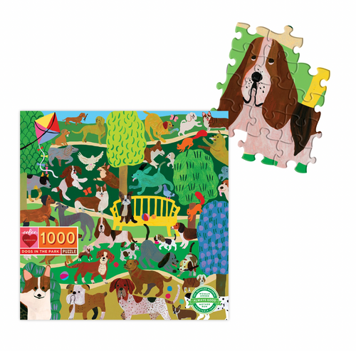 Dogs in the Park Puzzle