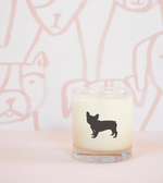 French Bulldog Dog Soy Candle