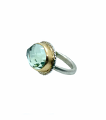 Jamie Joseph Mint Quartz Ring