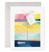 Gift Wrapped Birthday Card