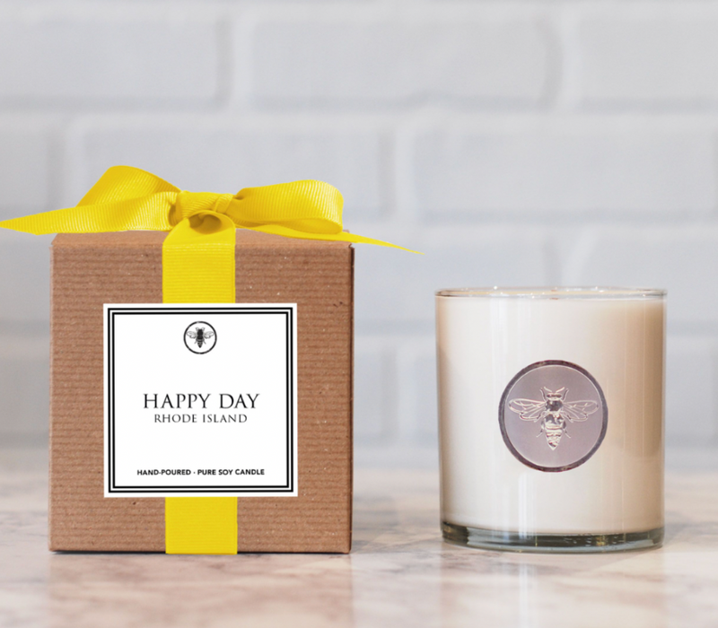 Happy Day Candle