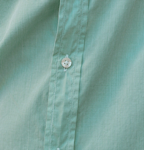Frank & Eileen Frank Mini Green Check Shirt