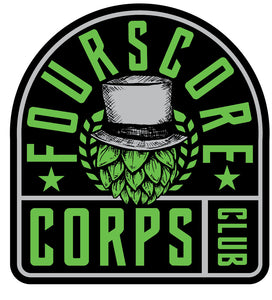 Fourscore Corps Club Membership 2021