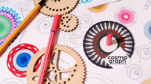 Cosmograph drawing set