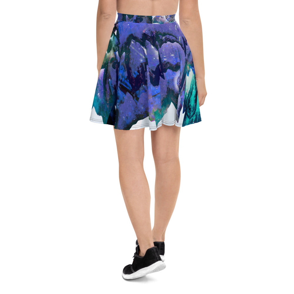 Cosmic Journeys Skater Skirt vol.1