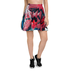 Cosmic Journeys Skater Skirt vol.2
