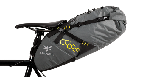 Apidura - Bikepacking, Saddle Pack, 17L