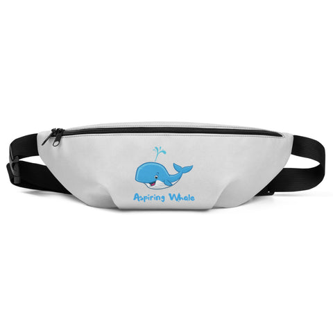 Aspiring Whale Fanny Pack