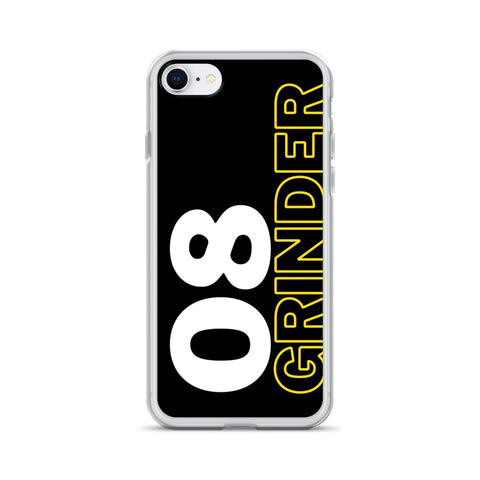 O8 Grinder Classic iPhone Case
