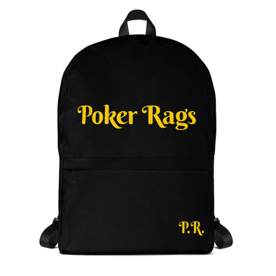 Poker Rags Backpack