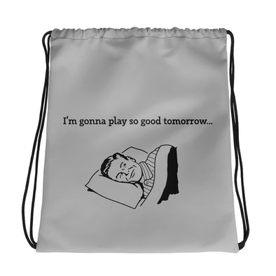 Tomorrow Drawstring Bag