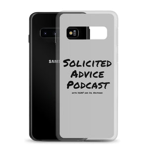 Solicited Advice Podcast Samsung Case
